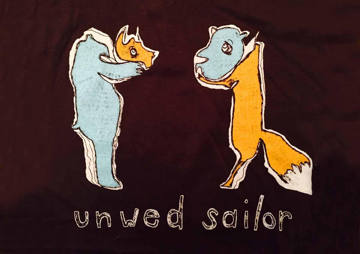 """Fox and Bear"" T-Shirt"