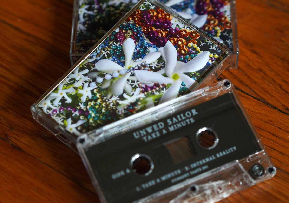 """Take a Minute"" Cassette"