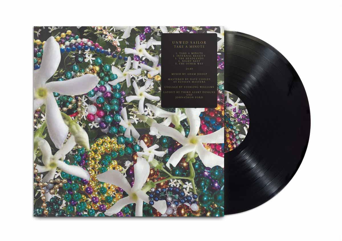 """""""Take a Minute"""" Vinyl"""